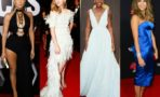 Jennifer Lopez y Lupita Nyong'o entre