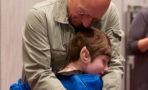Patrick Stewart Concede Deseo Nina Enferma