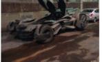 Revelan nuevas fotos del Batmobile de