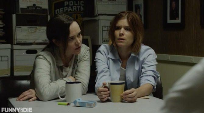 Kate Mara y Ellen Page
