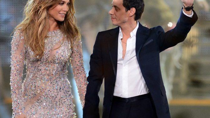 Jennifer Lopez Revela Momento Separacion Marc