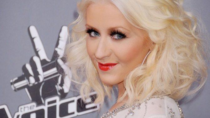Christina Aguilera Regresa The Voice