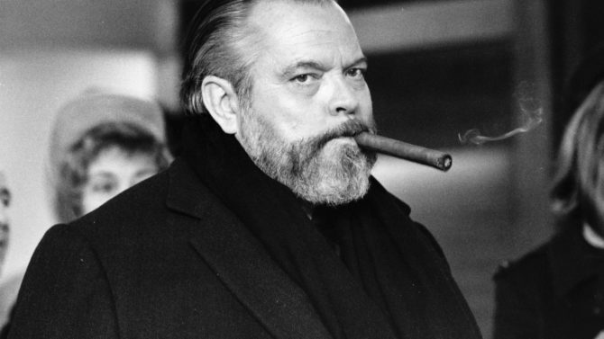 Orson Welles (1915 - 1985), American
