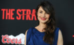 "attends the premiere of ""The Strain"""