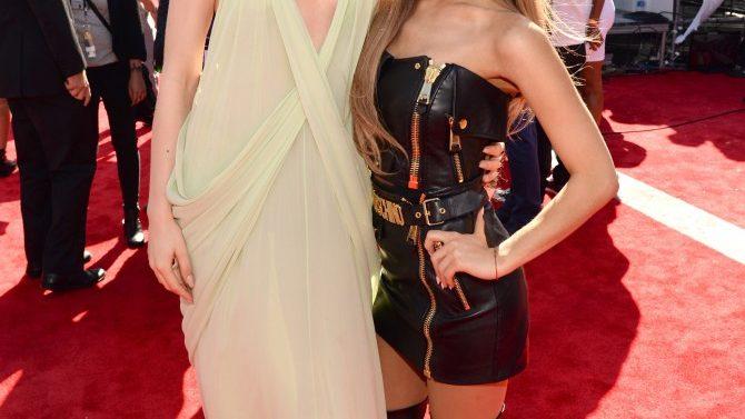 Jessie J Defiendo Ariana Grande No