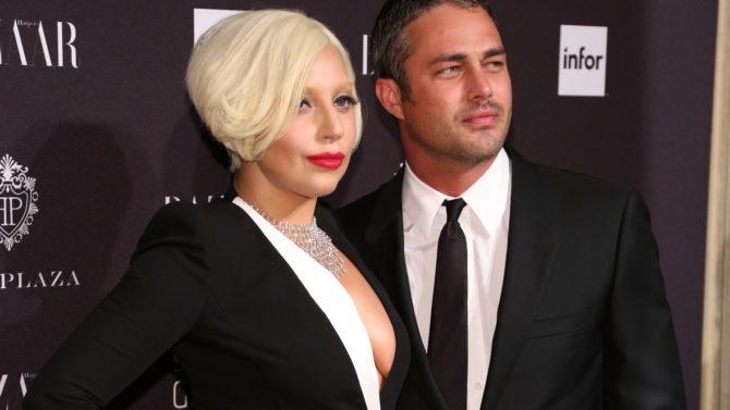 Lady Gaga y Taylor Kinney se