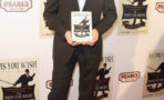arrives at Cary Elwes Book Signing