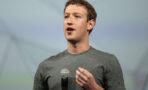 Facebook CEO Mark Zuckerberg delivers the