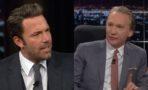 Ben Affleck discute con Bill Maher