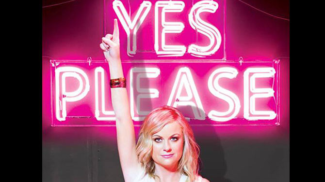 Amy Poehler en 'Yes Please' habla
