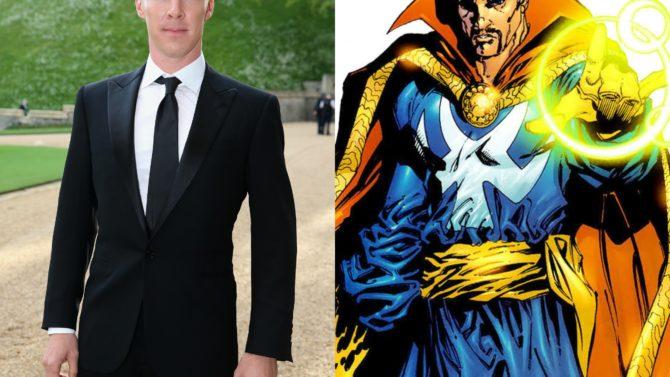 Ya es oficial: Benedict Cumberbatch será