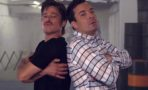 VIDEO Brad Pitt breakdance con Jimmy