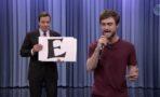 Daniel Radcliffe rapea 'Alphabet Aerobics' de
