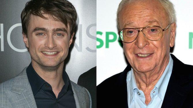 Daniel Radcliffe llega a 'Now You