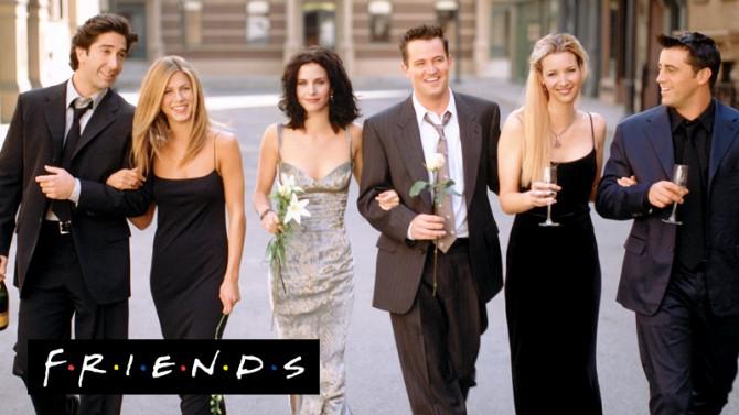 Friends Estara Netflix