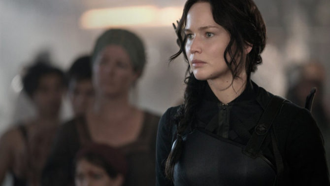 """The Hunger Games: Mockingjay"" Mira el"