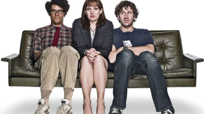 'The IT Crowd' podría tener remake