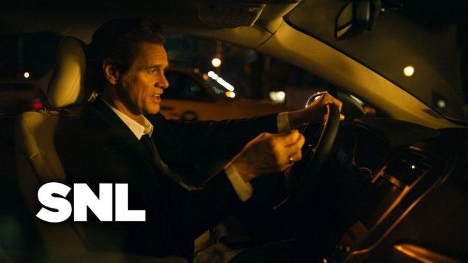 Jim Carrey como host de SNL