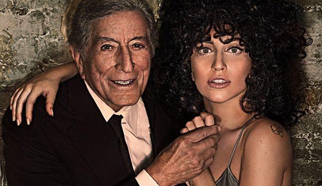 Lady Gaga Tony Bennett Album Posicion