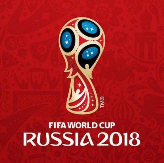 Mundial Rusia 2018 Logo