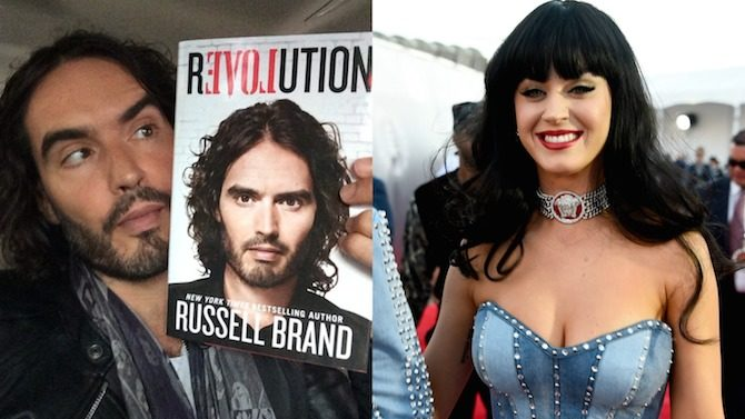 Russell Brand habla de Katy Perry
