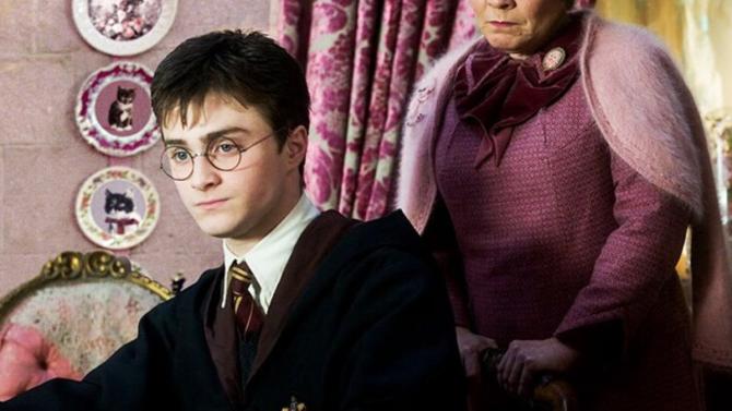 J.K. Rowling Nueva Historia Harry Potter
