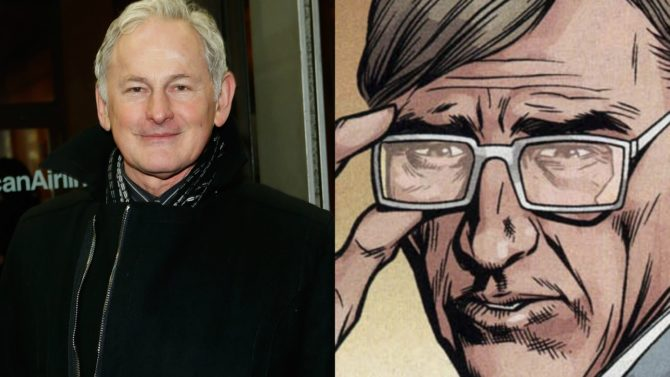 Llega Victor Garber a 'The Flash'
