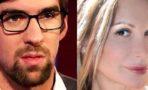 Supuesta novia de Michael Phelps nació