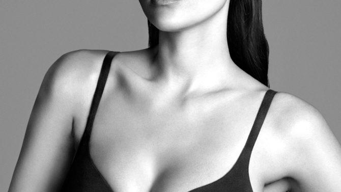Myla Dalbesio en campaña de ropa