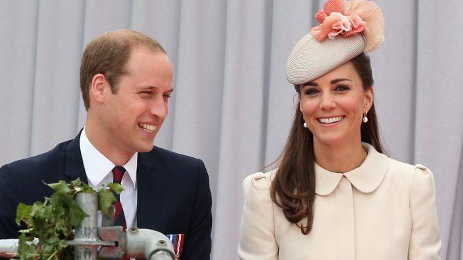Kate Middleton Prince William Visitaran Estados