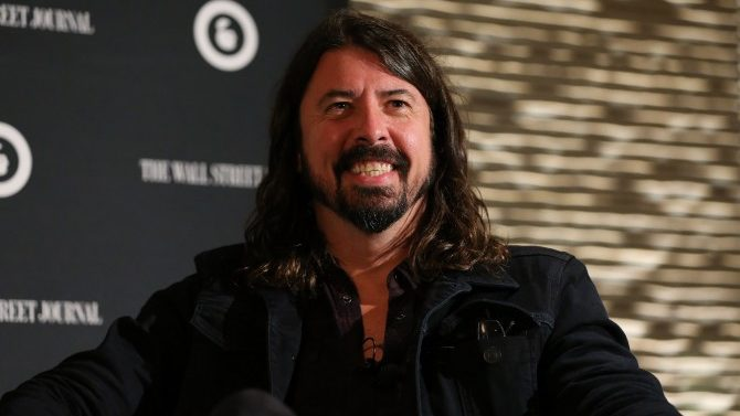 Dave Grohl Dice Opinion Sobre Spotify