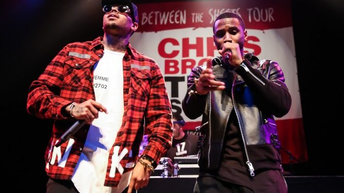 Chris Brown Tyga Fechas Gira