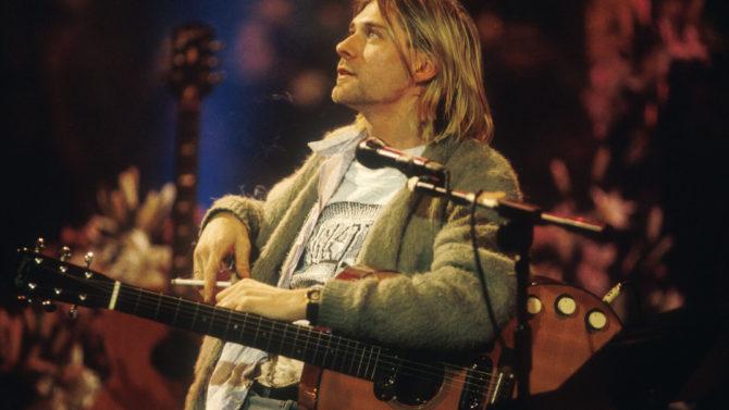Kurt Cobain Documental HBO