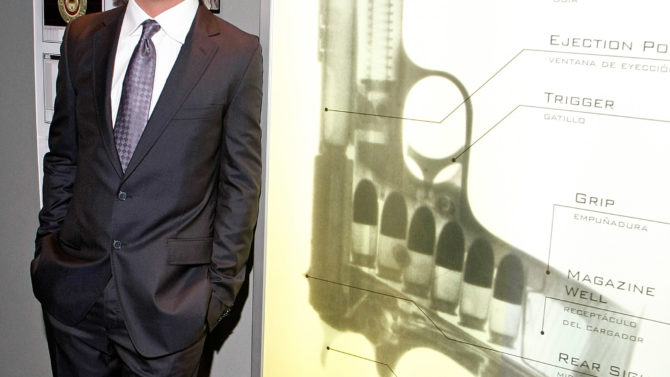 """George Eads se va de """"CSI"""""""