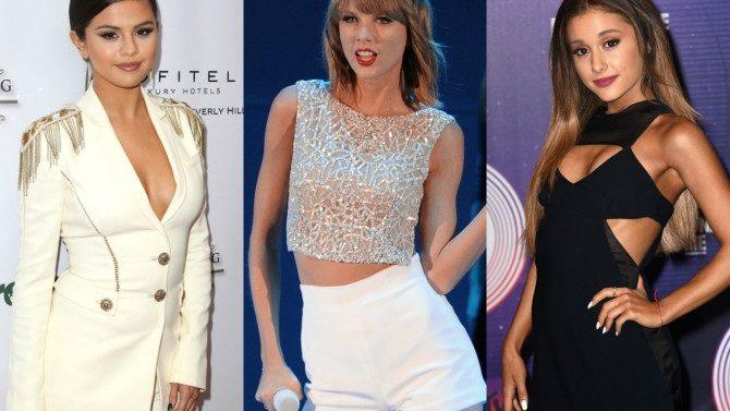 American Music Awards 2014: Artistas que