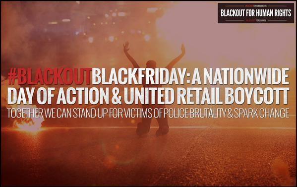 Blackout Black Friday