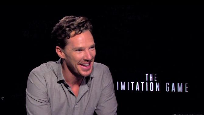 Mira a Benedict Cumberbatch imitar a