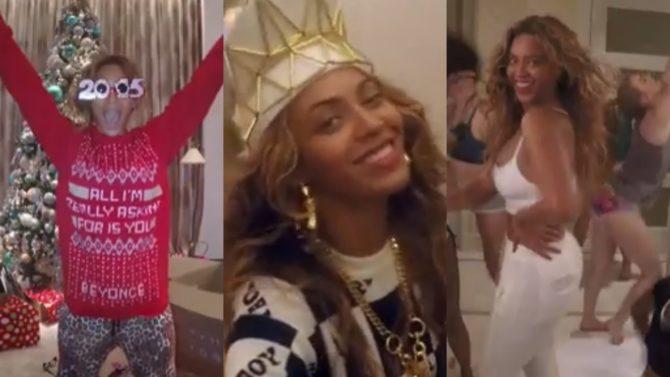 Beyonce 7/11 video
