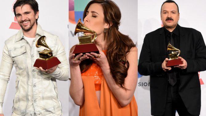 Latin Grammys 2014 - mira la