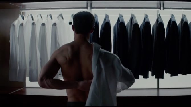 Fifty Shades of Grey nuevo trailer