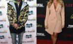 Chris Brown y Adrienne Bailon
