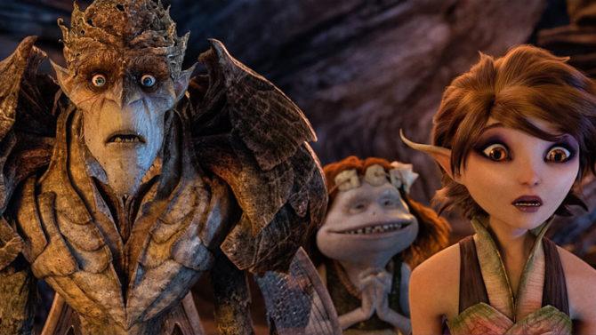 'Strange Magic' de George Lucas llega