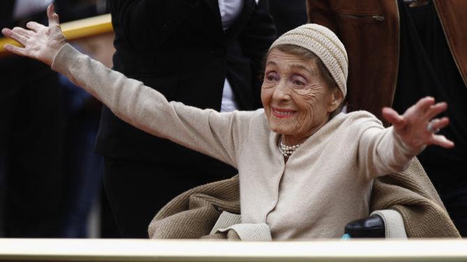 Luise Rainer muere a los 104