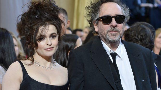 Helena Bonham Carter Tim Burton Se