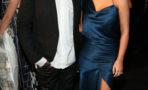 Kim Kardashian y Kanye West en