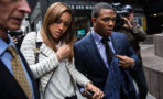 Ray Rice y Janay Rice