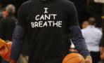 LeBron James usa camiseta con leyenda