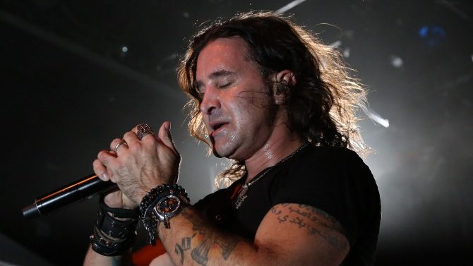 Reportes: Scott Stapp pierde custodia de