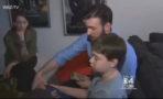 Chris Evans sorprende a un niño
