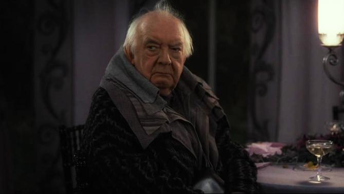 David Ryall, actor de Harry Potter